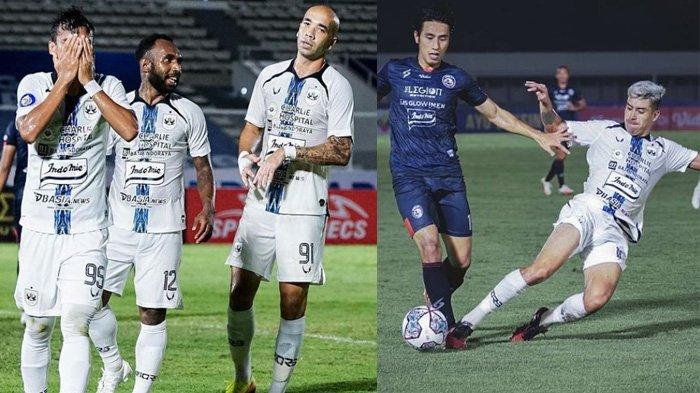 Permainan Arema FC di Mata BrunoSilva sampai PSIS Sulit Cetak Skor, Seri Saja Sudah Bersyukur