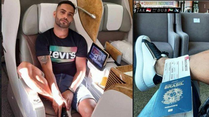 Pemain Asing Arema FC Bruno Smith Bakal Sulit Kembali Ke Malang, Efek Larangan WNA Masuk Indonesia