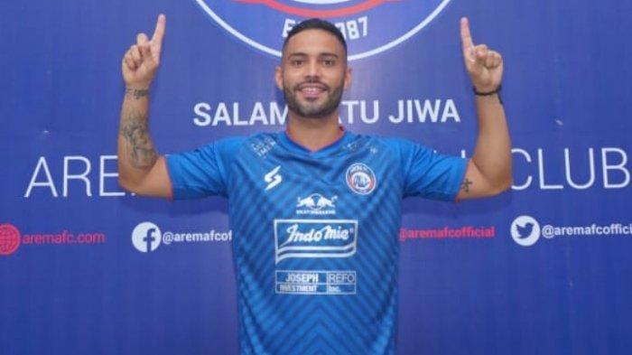 Pemain Asing Mulai Tinggalkan Klub Liga 1, Manajemen Arema FC Positif Thinking Soal Bruno Smith