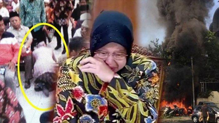 Baru 2 Minggu Dilantik Jokowi, Aksi Blusukan Risma Tuai Kritik, Reaksi Menteri Sosial: Saya Kerja!