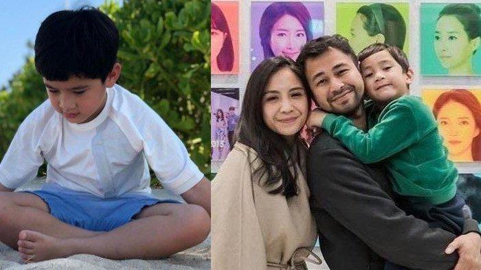 Bukan Hadiah Mainan Mahal, Rafathar Curhat Ingin Raffi Ahmad Berada di Rumah Selama 7 Hari