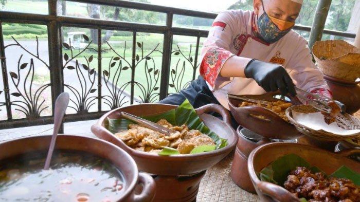 Ragam Kuliner Nusantara di Bukit Darmo Golf (BDG) Surabaya, Sayur Asem Cocok untuk Berbuka Puasa