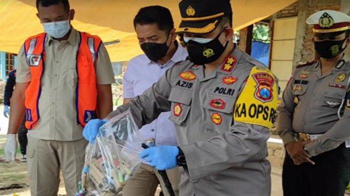 Bukti Dasyatnya Ledakan Mercon Ponorogo, Bagian Tubuh Korban Ada yang Ditemukan 100 Meter dari TKP