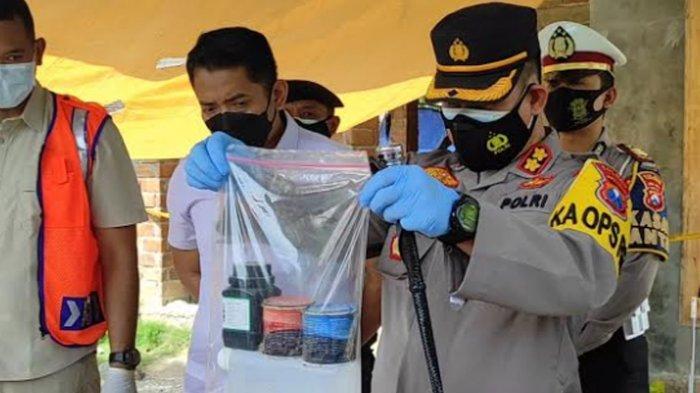 Kakak Beradik Korban Ledakan Mercon Jadi Tumbal Tradisi Terlarang Membuat Balon Udara di Ponorogo