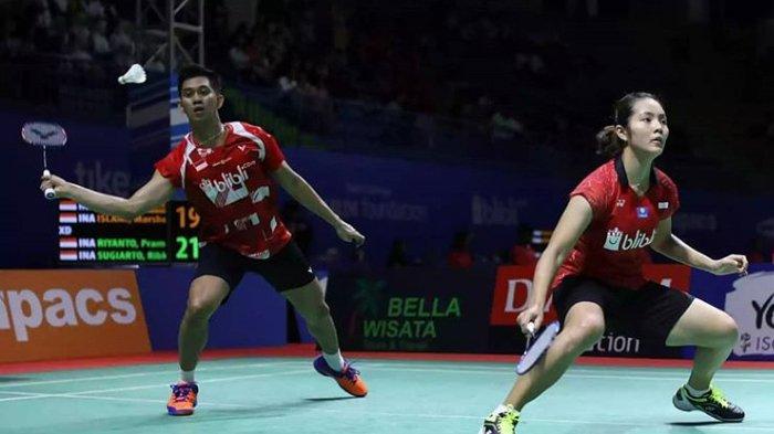 Menang Dramatis, Indonesia Pastikan Tiket Final Chinese Taipe Open 2018 di Sektor Ganda Campuran