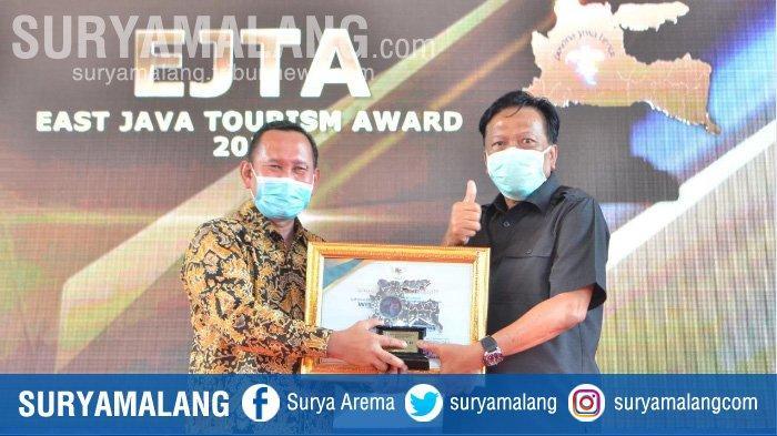 Destinasi Wisata di Gresik Raih Penghargaan East Java Tourism Award 2020
