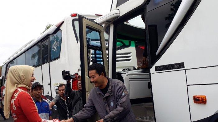 Mudik Gratis Dari Jakarta Ke Jember Bisa Hemat Biaya Transportasi, Bupati Faida Kaji Rute Mudik Lain