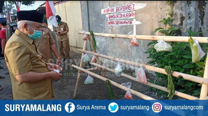 Ratusan Kampung Tangguh Bermunculan di Kabupaten Malang, Efektifkah Menekan Covid-19?