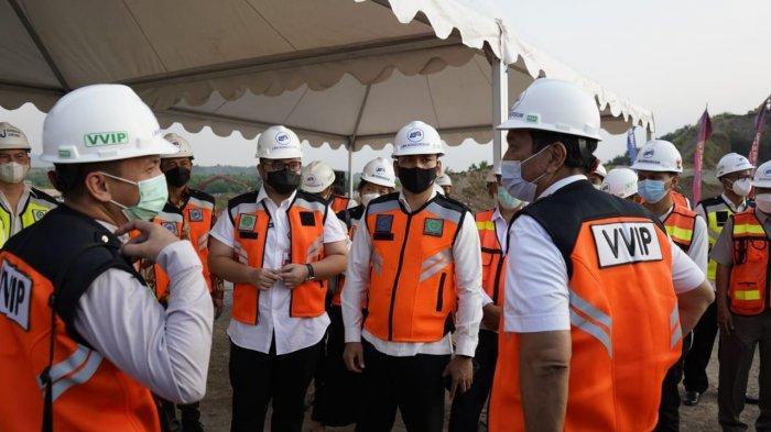 Menko Maritim dan Investasi Luhut Panjaitan Sebut Progres Bandara Kediri Sudah Capai 51 Persen