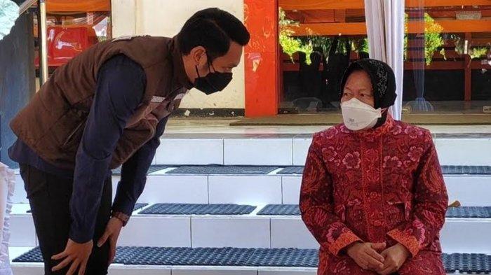 Risma Marah Soal Penyaluran BPNT di Tuban, Bupati Lindra  Angkat Suara
