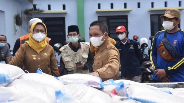 Pemkab Lumajang Mulai Kirim 13,716 Paket Bantuan Beras ke Warga Terdampak PPKM Darurat