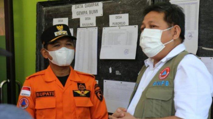 BNPB Verifikasi Kerugian Terbaru Dampak Gempa di Lumajang, Ada 3,361 Bangunan Rusak