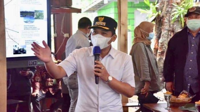 Janji Bupati Thoriqul Haq ke Menteri LHK Jika Lumajang Jadi Pilot Project Perhutanan Sosial