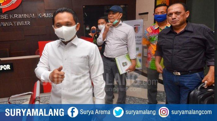Bupati Lumajang Thoriqul Haq Diperiksa Cyber Crime Polda Jatim, Ada Kaitan dengan Salim Kancil