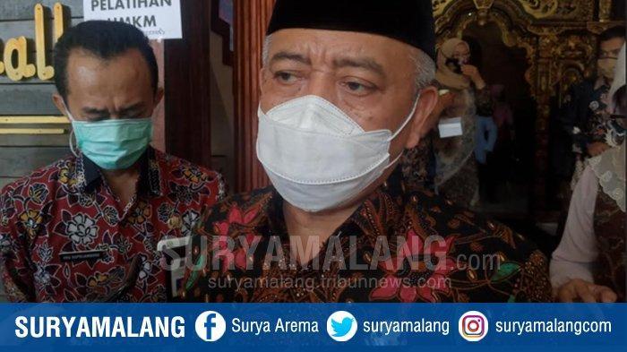 Bupati Malang Sanusi Ancam akan Mutasi Camat yang Tak Becus Tangani Covid-19
