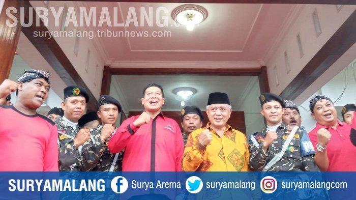 Terkait Kepindahan Sanusi, DPC PDI Perjuangan Kabupaten Malang Ajak Masyrakat Berpikir Jernih