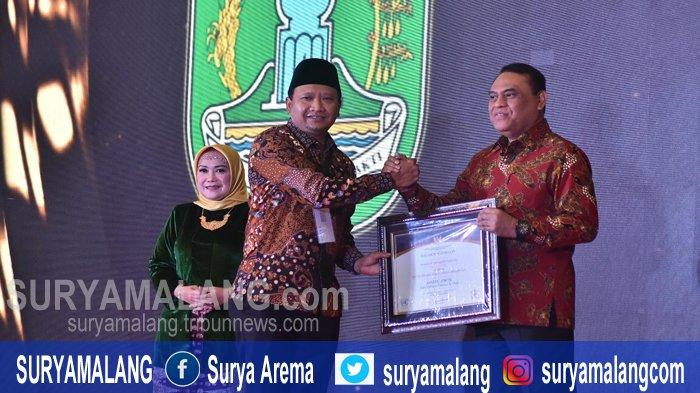 Sakera Jempol Kabupaten Pasuruan Raih Penghargaan Inovasi Publik Terbaik Nasional Kementerian PAN-RB