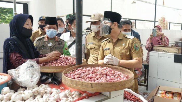 Awal Ramadan 2021, Stok Bahan Pangan di Trenggalek Terpantau Aman
