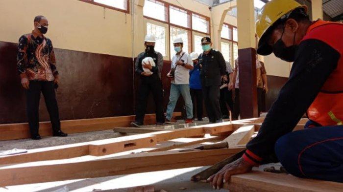 13 Sekolah di Tulungagung Dapat Bantuan Dana Rehabilitasi Rp 22 Miliar dari Pusat