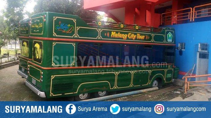 Spesifikasi Bus New Macyto di Kota Malang, Lebih Pendek dari Bus Macyto