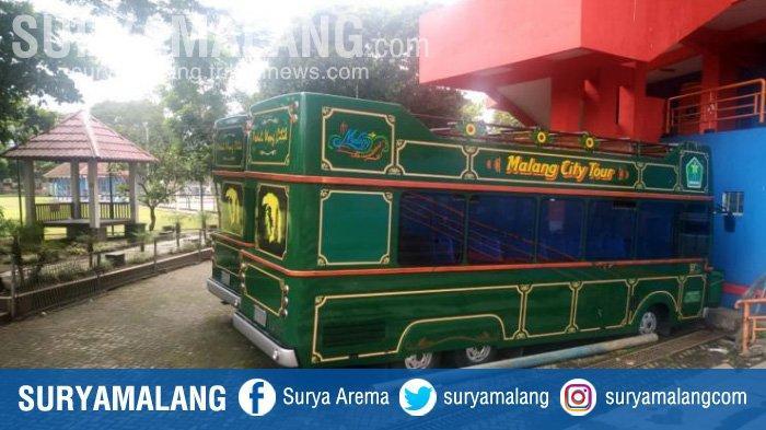 Penampilan Baru Bus Macyto Kota Malang, Tetap Pakai Mesin Lama dengan Desain Baru