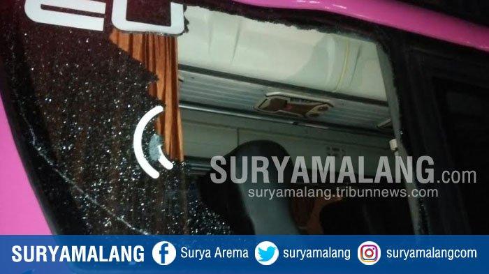Polisi Telah Tangkap Pelempar Bus Pemain Arema FC, Ternyata Ini Sosoknya