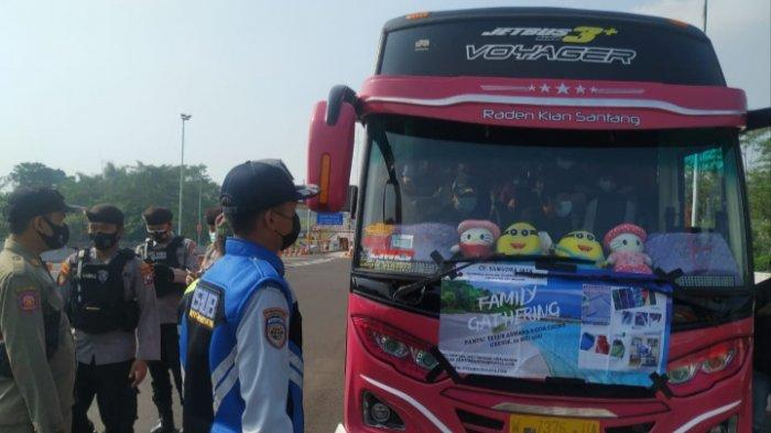 Rombongan Gresik Gagal Wisata ke Malang, 1 Orang Reaktif