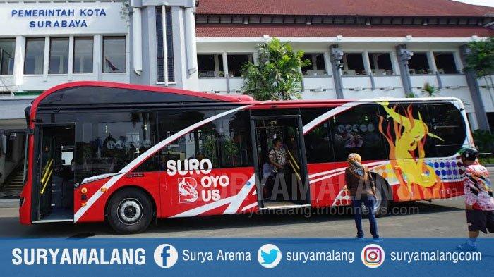 Tahun Depan, Bakal Ada Bus Bertenaga Listrik yang Beroperasi di Surabaya