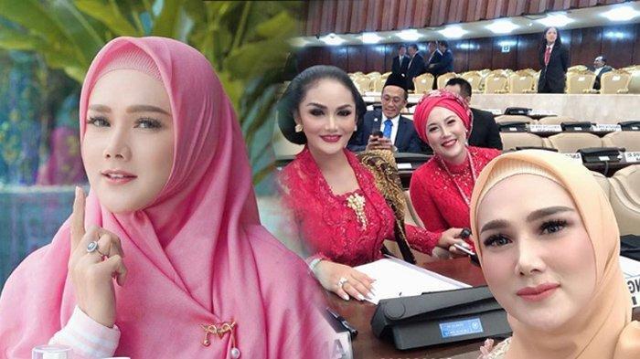 Busana Mulan Jameela Dikritik saat Rapat DPR, Celananya Bikin Salah Fokus: Kayak Mau Piknik