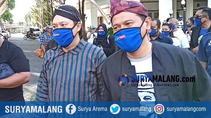Daftar Pilkada Malang 2020, Calon Independen Sam HC Sebut Sudah Tes Swab Sebelum ke KPU