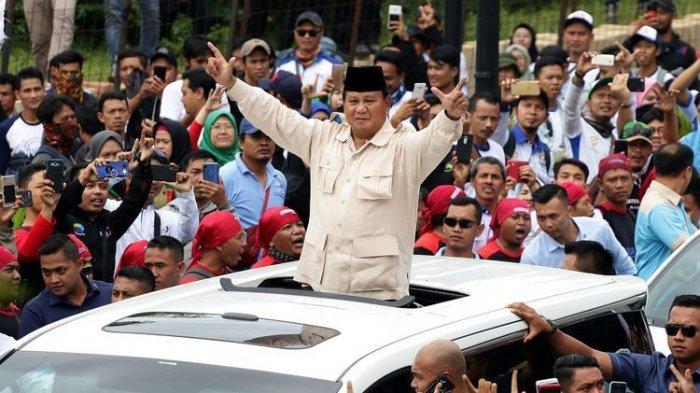 Prabowo Menjamu Wartawan Media Asing di Kediamannya, Tapi Wartawan Indonesia Dilarang Ikut