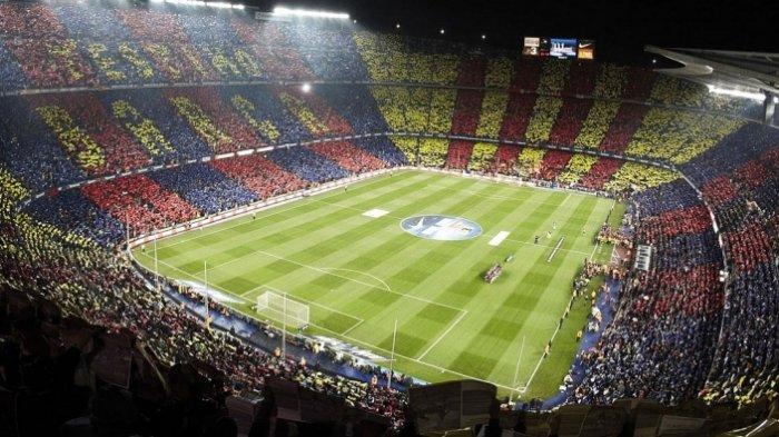 Camp Nou, markas Barcelona