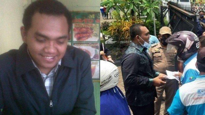 6 Tahun Lalu Viral Jual Ginjal Karena Gagal Nyaleg, Kini Jadi Anggota DPRD & Bagi-bagi Uang Pas Demo