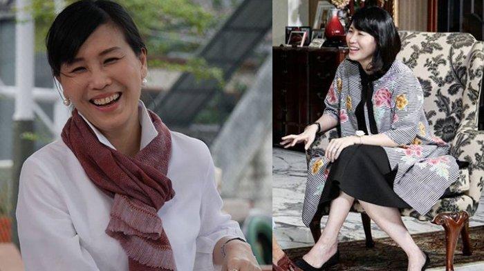 Cantiknya Veronica Tan Berbalut Batik Motif Sekar, Lihat Gaya Hidupnya Kini Setelah Ditinggal Ahok