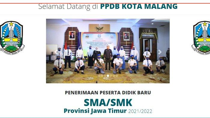 Cara Daftar PPDB SMA/SMK Kota Malang, Kabupaten Malang & Kota Batu, Lengkap Jadwal Pengambilan PIN
