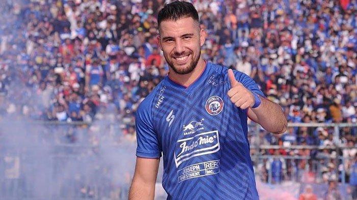 Pergi dari Arema, Karier Jonathan Bauman Makin Moncer di Liga Ekuador dengan Banderol Rp 17 Miliar