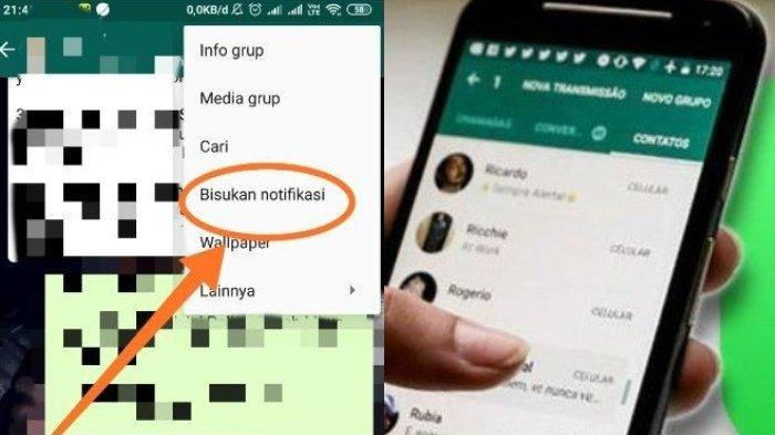 Terganggu dengan Pemberitahuan Grup WhatsApp? Ini Cara Matikan Notifikasi Tanpa Perlu Keluar