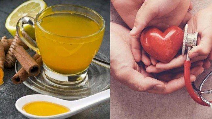 Cara Mudah Buat Jamu Temulawak untuk Turunkan Lemak di Dalam Darah, Cukup Pakai Bahan-bahan Dapur