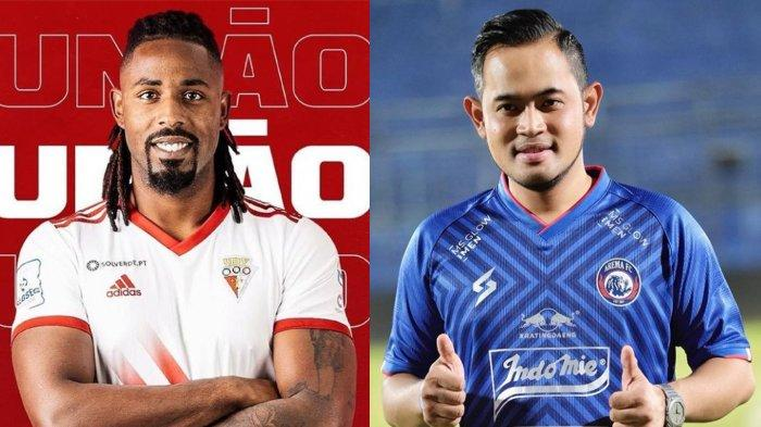 Jadwal Kedatangan Striker Asing Arema FC ke Malang, Setelah 5 Hari Jalani Karantina di Jakarta