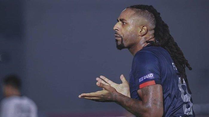Waktunya Striker Arema FC Atasi Kemandulan, Menunggu Gol Carlos Fortes Saat Clean Sheet Di Tangan