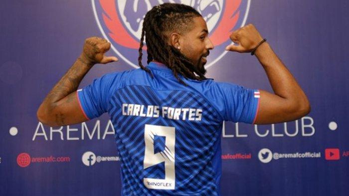 Rahasia Keunggulan Striker Asing Arema FC Carlos Fortes Di Lini Depan Terungkap, Atmosfer Liga Eropa