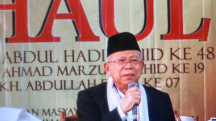 Cawapres KH Ma'ruf Amin Berkunjung Ke Jawa Timur, Berikut Rangkaian Agendanya