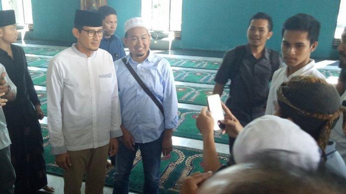 Sandiaga Uno Tak Mau Bahas 'People Power;, Katanya Masih Berbaik Sangka pada Bawaslu