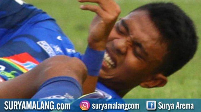 Babak Pertama, Arema FC Unggul 2-1 Atas Rans FC