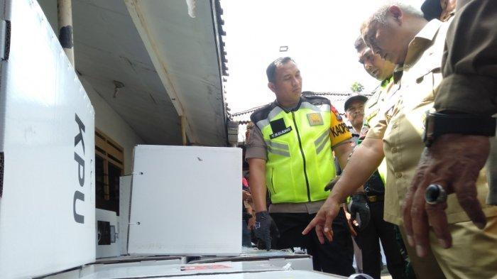 Antisipasi Serangan Fajar Jadi Konsentrasi Pengamanan Pemilu 2019 Kabupaten Malang