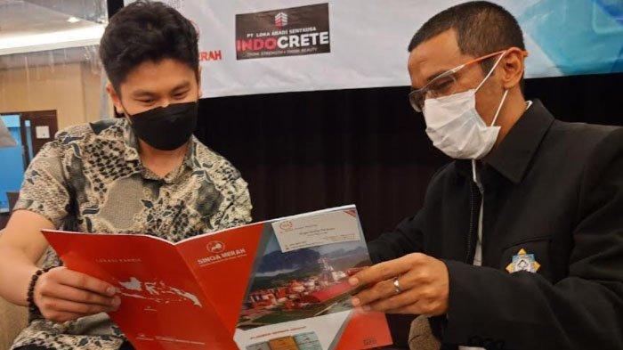 PT SGP Optimis Penjualan Semen Singa Merah Terus Meningkat di Jatim
