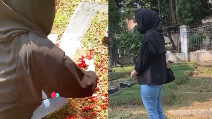 Tangisan Cewek di Kuburan Mantan, Diputus Bukan karena Wanita Lain, Si Cowok Ternyata Sakit Parah