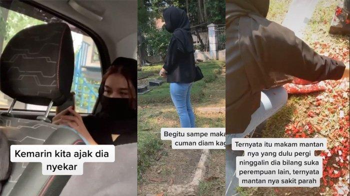 Cewek berinisial S yang viral karena tahu mantan pacar meninggal