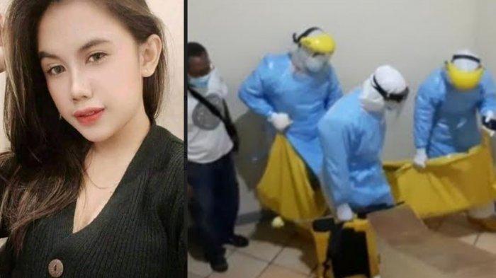 Cewek Muda Korban Pembunuhan di Hotel Lotus Garden Kediri pada Minggu (28/2/2021).