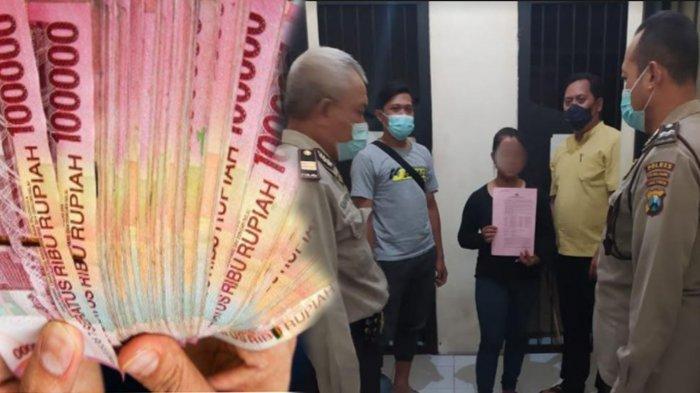 Cewek Mungil Kasir Koperasi Tulungagung Habiskan Uang Perusahaan Rp 74 juta untuk Belanja Pribadi